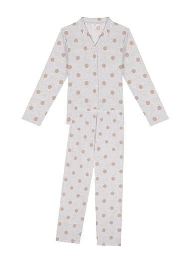 Penti Pijama Takım Gri